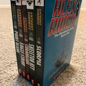 Alex Rider Book Box Set
